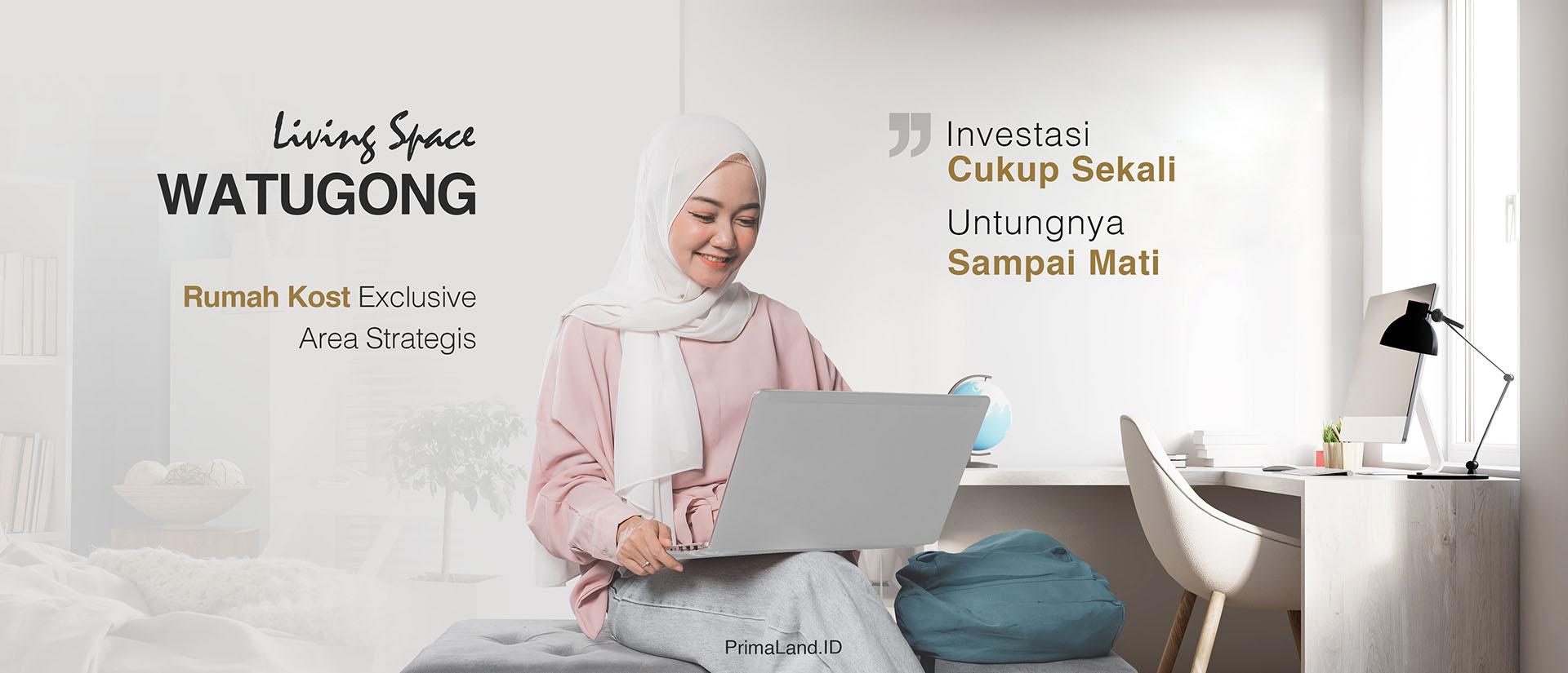 Rumah kos investasi Malang